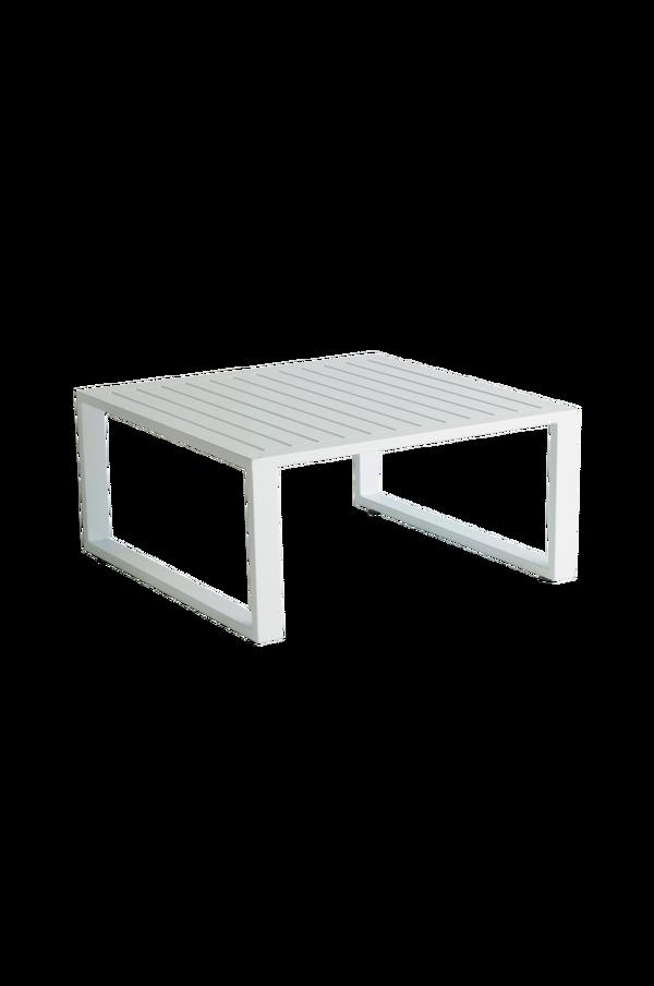 Bilde av ALASSIO sofabord 71x71 cm - Hvit