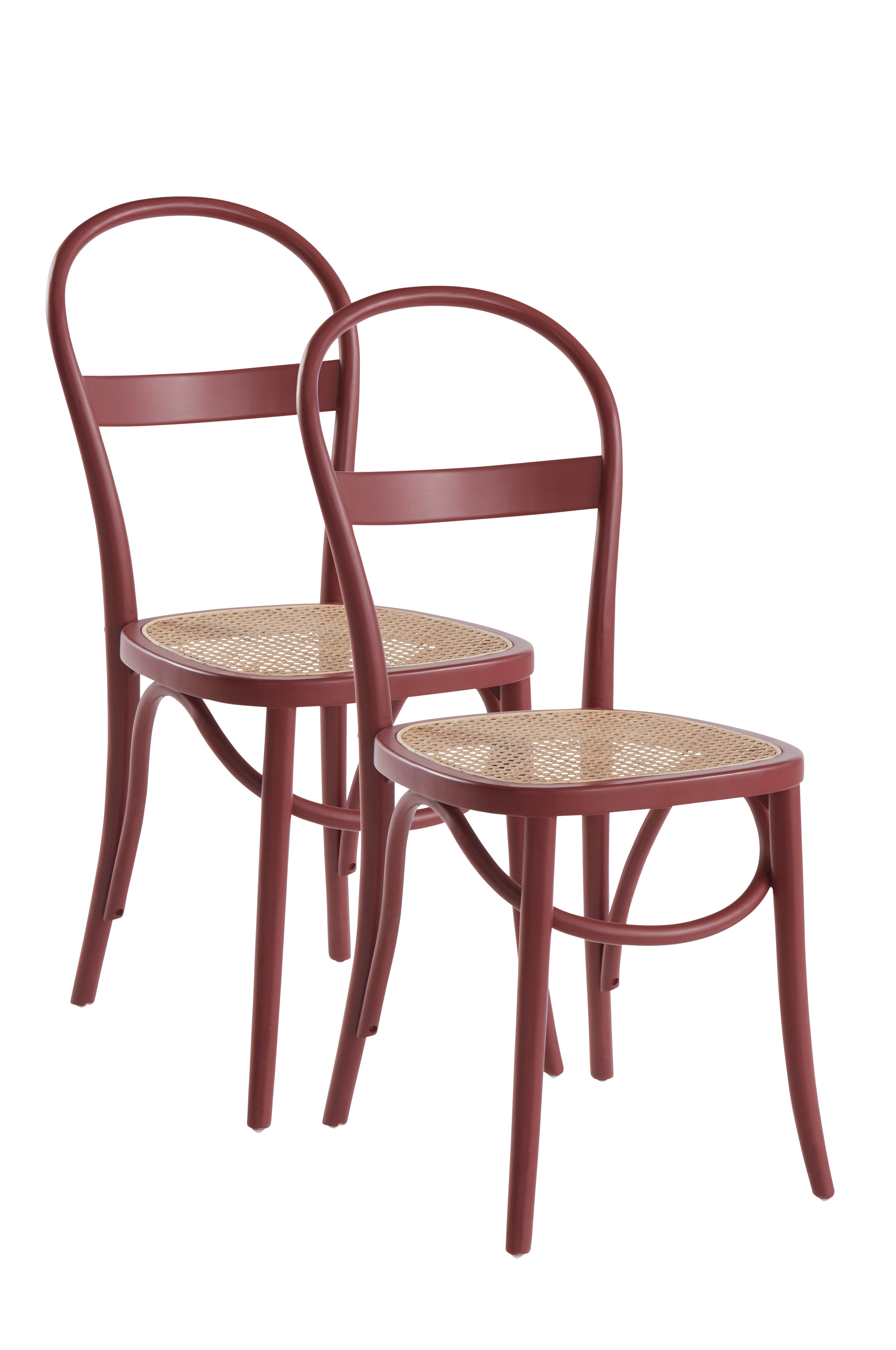 RIPPATS stol 2 pk Natur Møbler Jotex