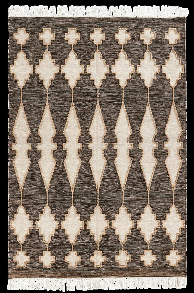 ZEBIO slätvävd matta 160×230 cm