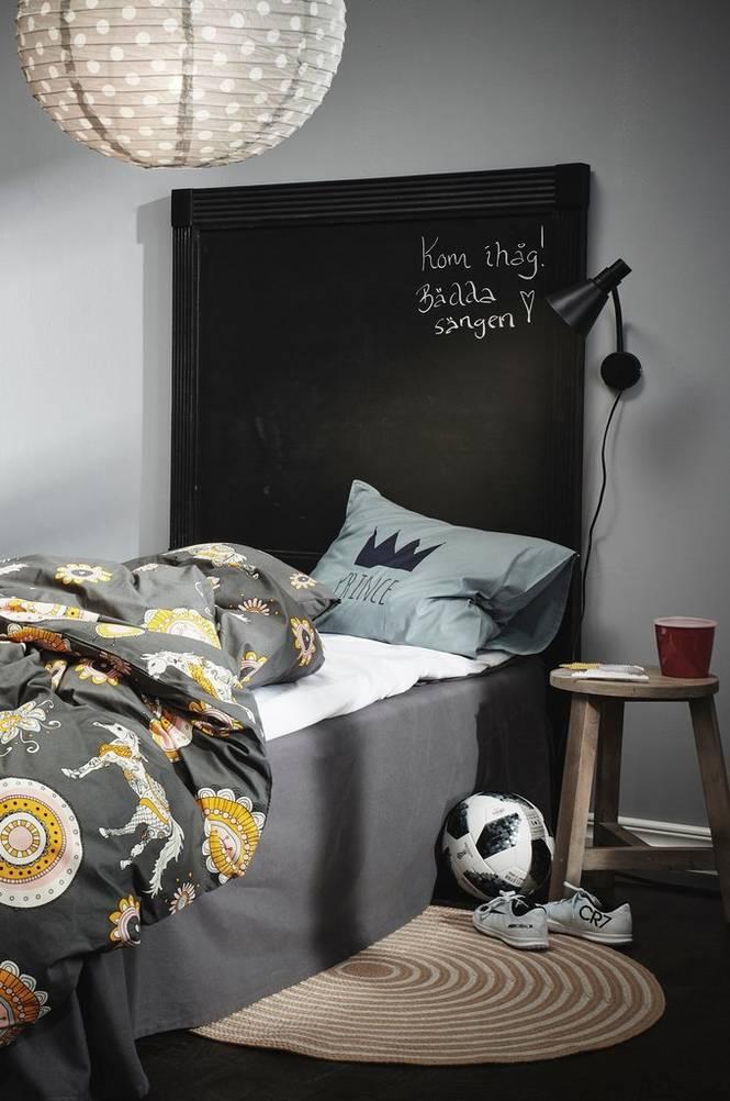 SINLI sänggavel 90 cm
