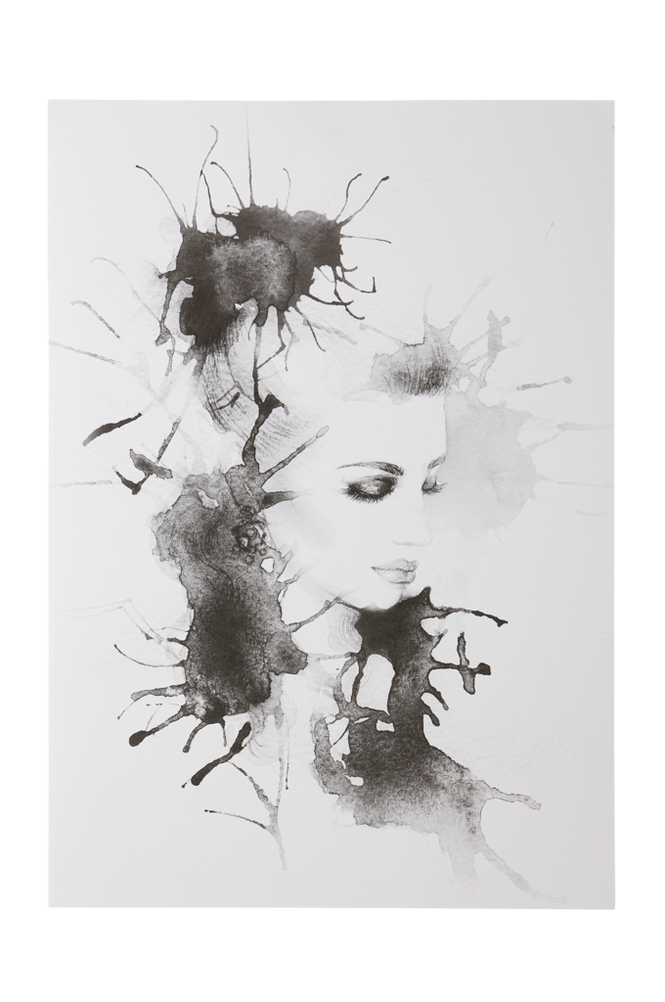 HER poster 50×70 cm
