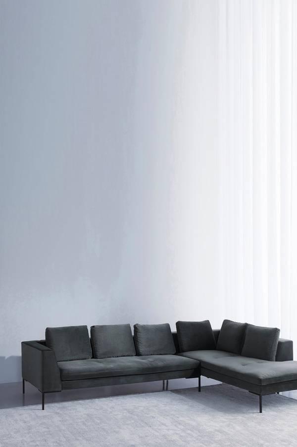 Bilde av ALBA sofa 3-seter - divan venstre - 30151