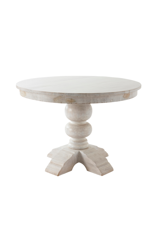 MADURAI matbord ø 110 cm