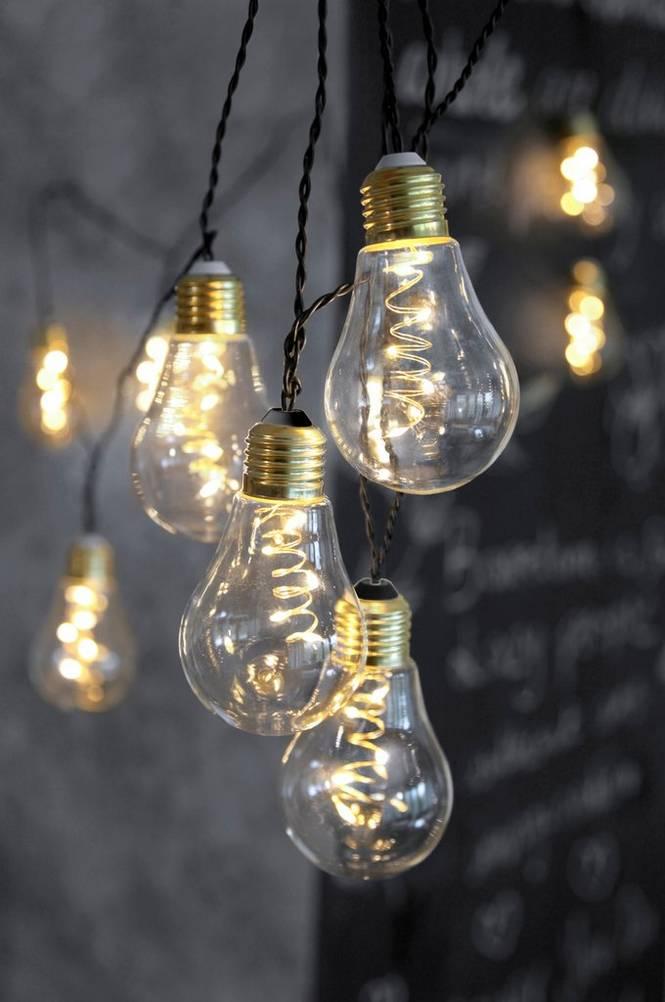 SLANGEN LED-ljusslinga