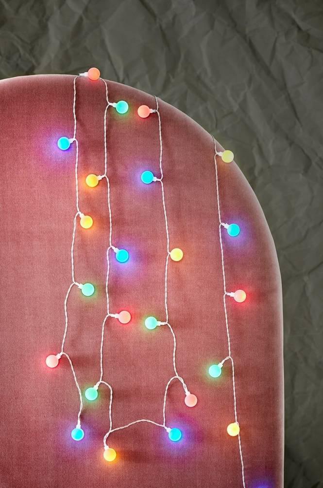 SLINGAN LED-ljusslinga