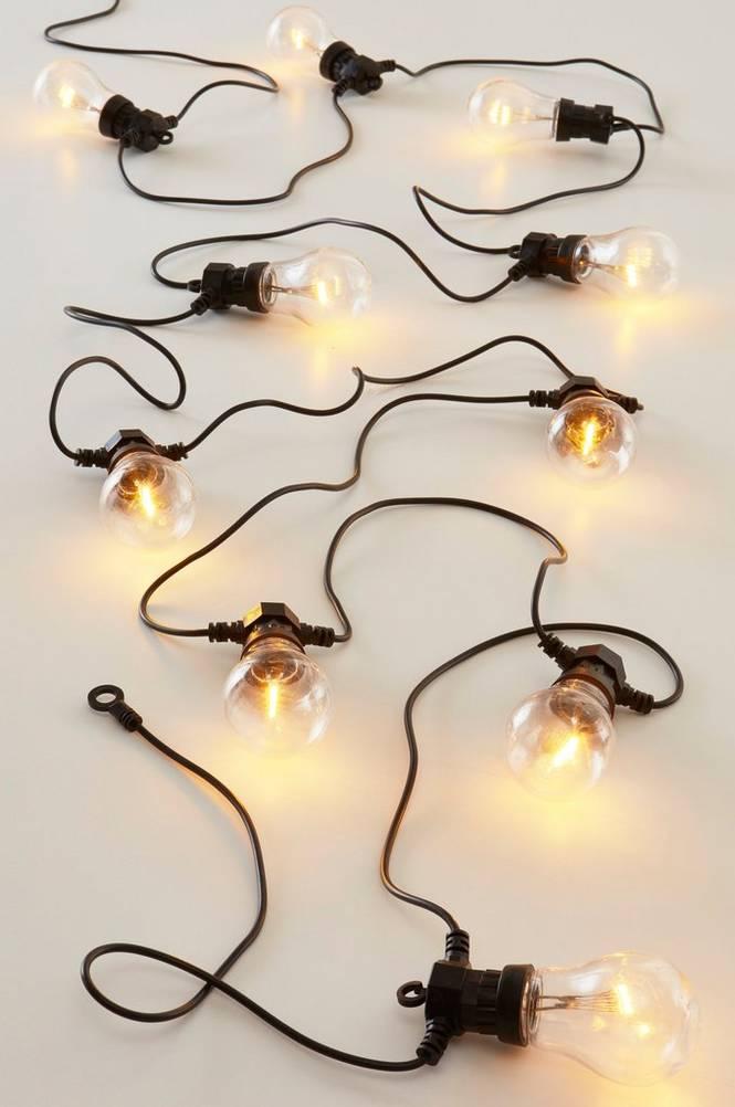 RAGGE LED-ljusslinga