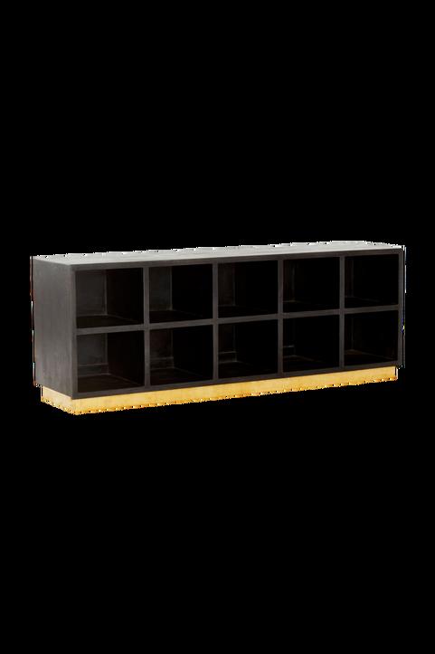 DAUSA sideboard - mellan 40x165 cm