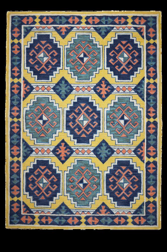 LAPU tuftad matta 160×230 cm