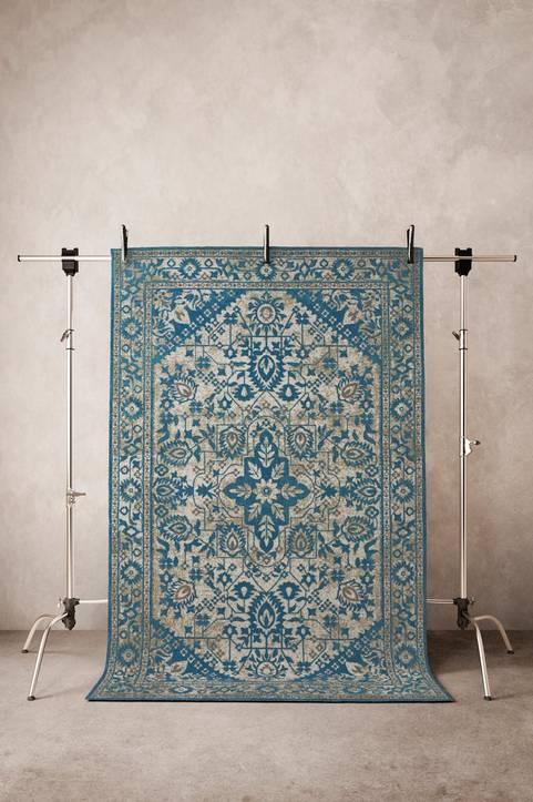 ACROMA slätvävd matta 160x230 cm
