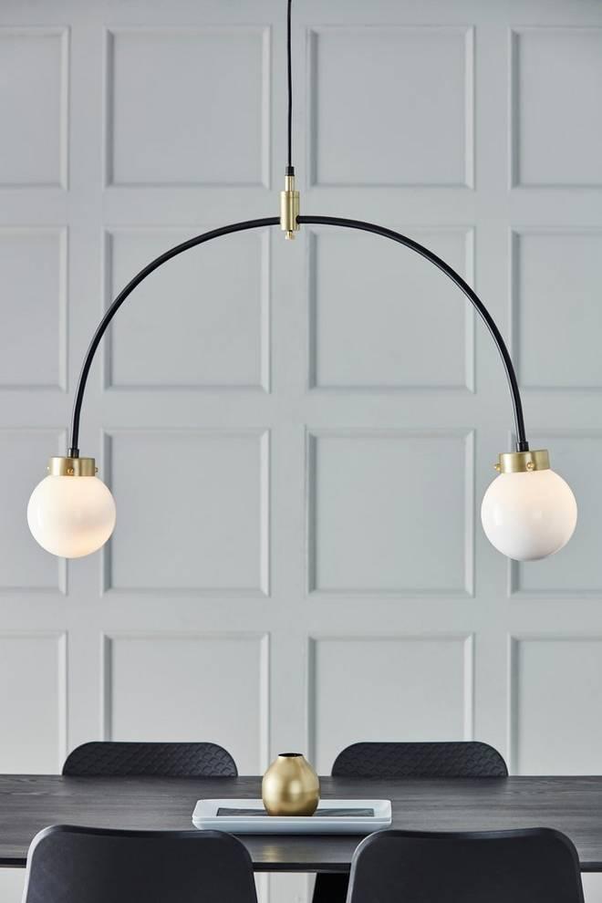 Bilde av BELLEVILLE BOW taklampe