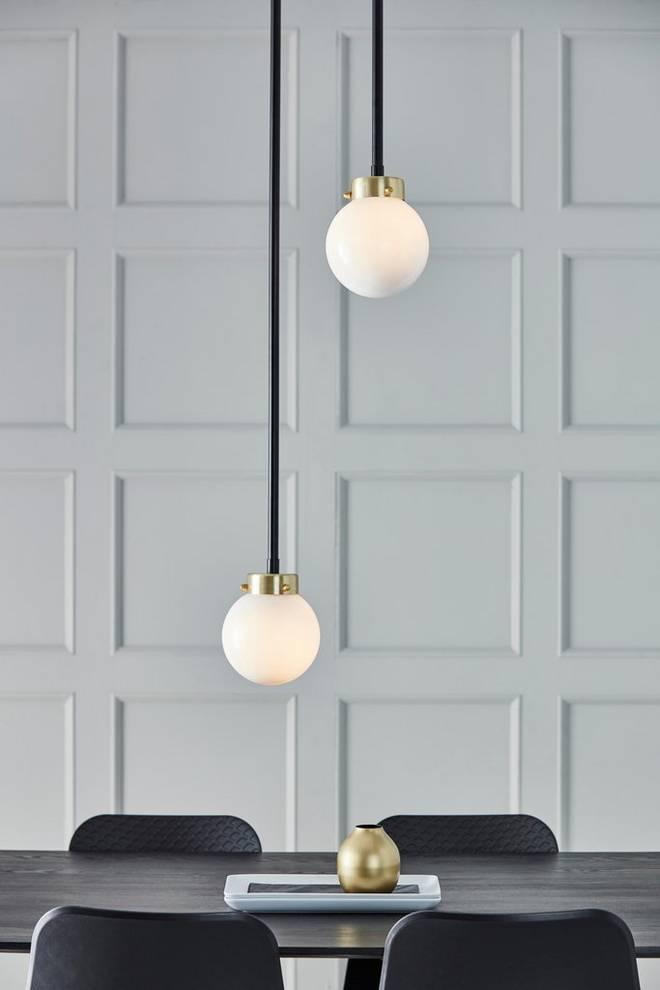Bilde av BELLEVILLE SCALE taklampe