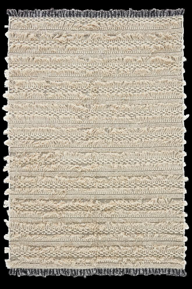 Bilde av AGUJA bomullsteppe 160x230 cm