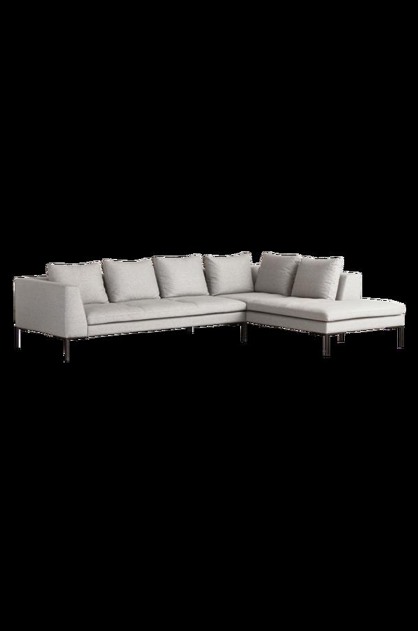 Bilde av ALBA sofa 3-seter   divan høyre - Grå