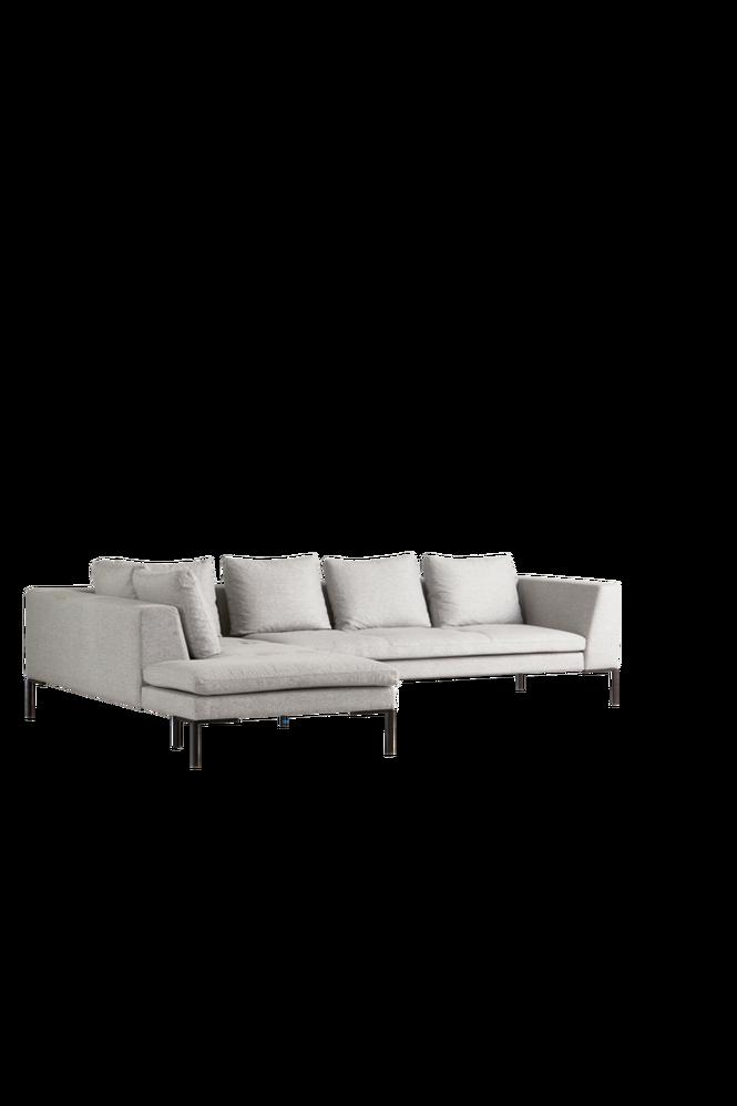 ALBA soffa 3-sits – divan vänster