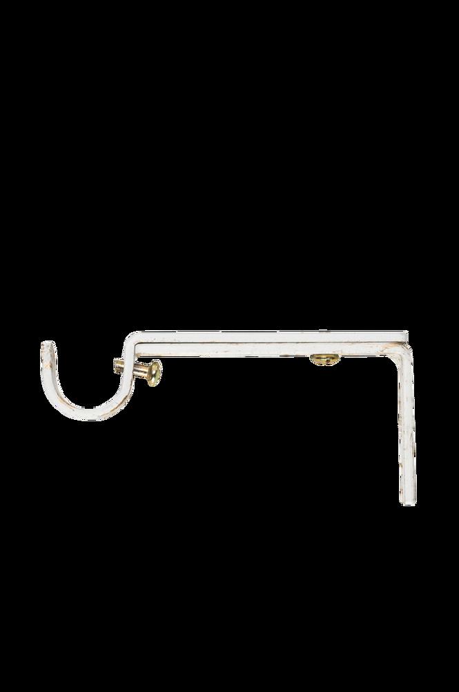 Gardinstångshållare ø 19 mm