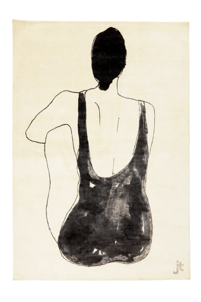 Bilde av ADELINA luggteppe 200x300 cm