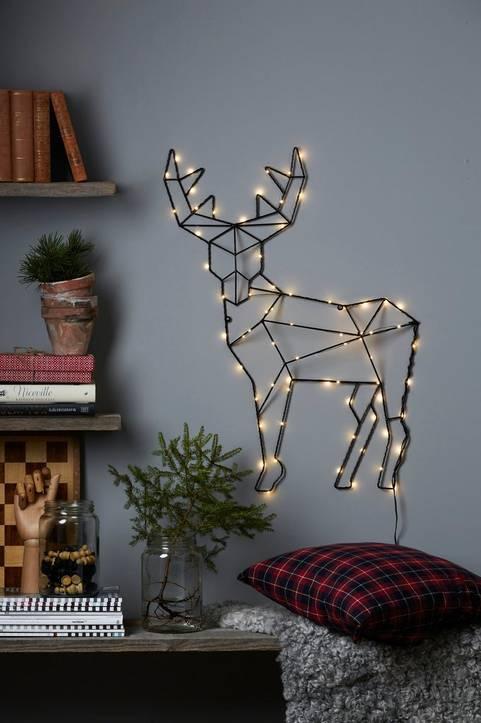 CUPID dekoration med belysning
