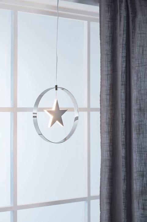 STELLA stjärna med belysning