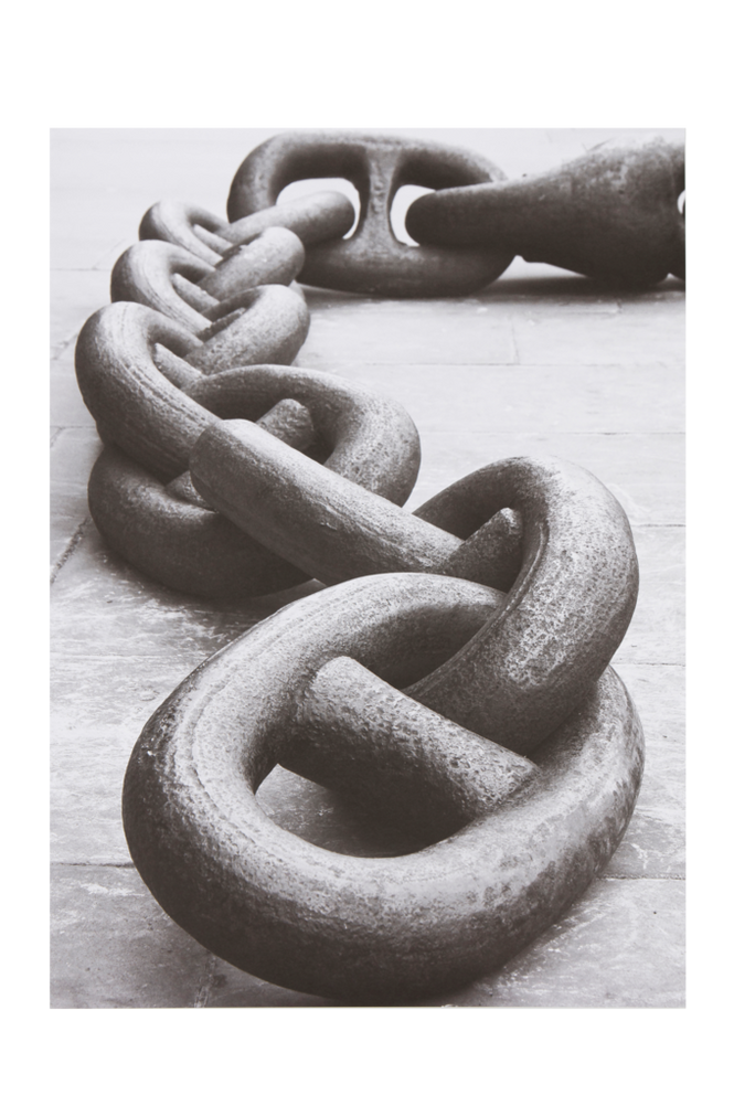 CHAIN poster 50×70 cm