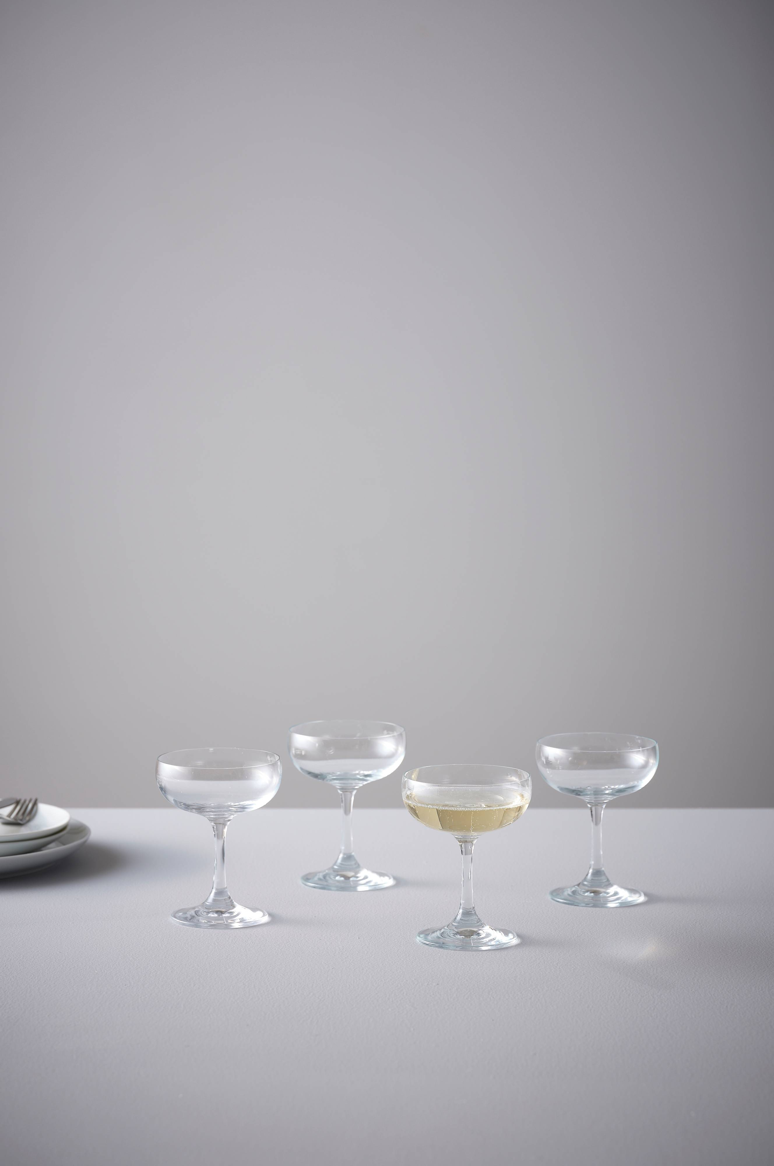 Utmerket Blanche BLANCHE champagneskål 4-pk - Glass - Kjøkken & bordbrikker KR-72