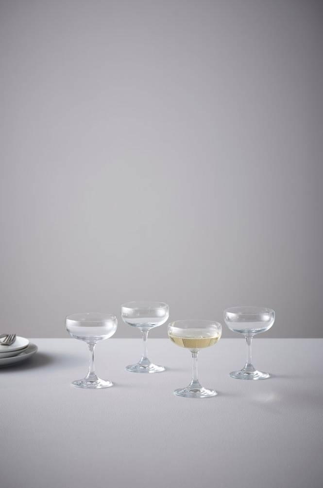BLANCHE champagnekupa 4-pack