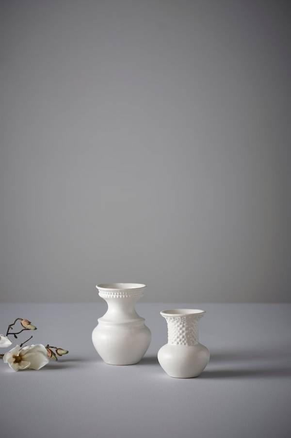 Bilde av ALICE vase 2-pk - liten - 30151