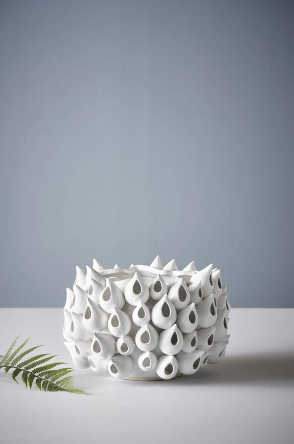 Bilde av BLOWFISH vase - rund - 30151