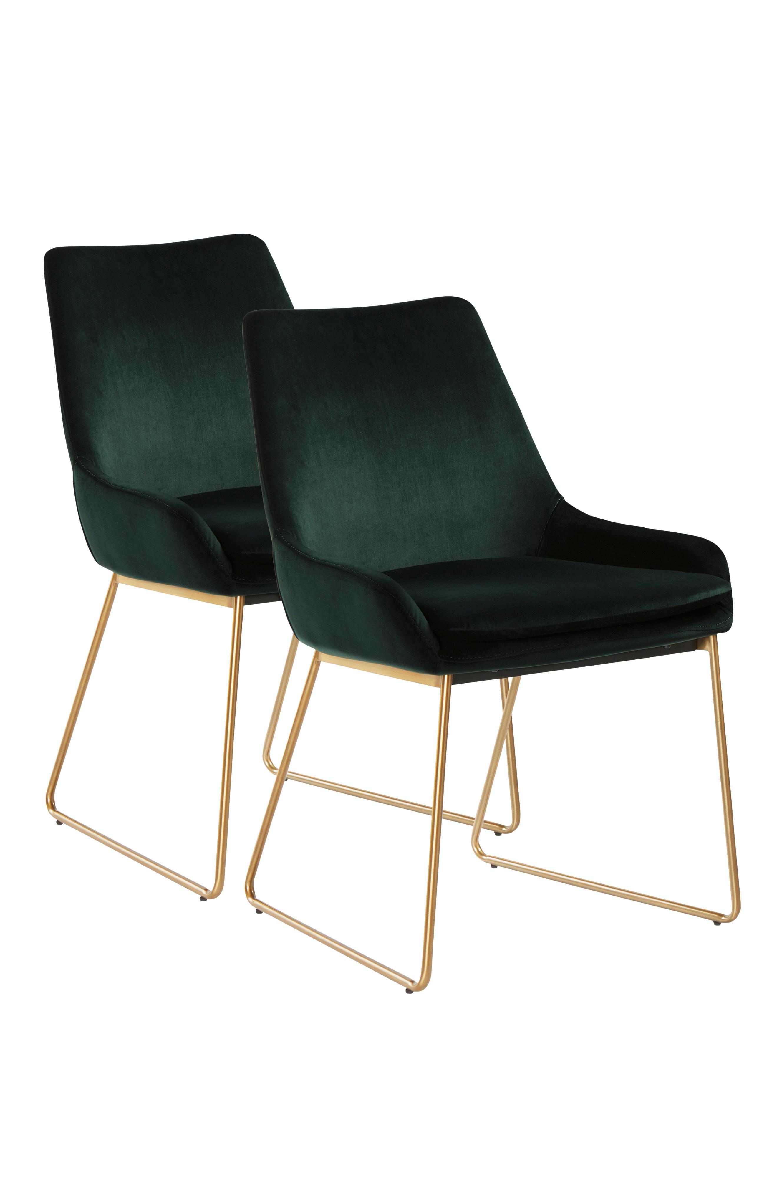 To pakk med stoler fra Jotex. Finnes to forskjellig