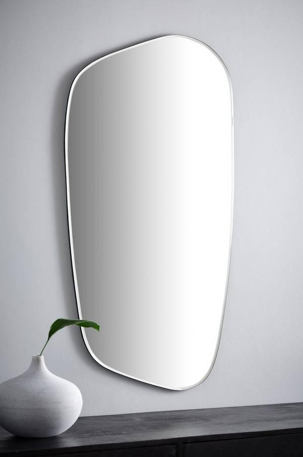 Bilde av ALISON speil - stort - Svart
