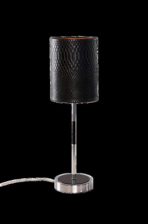 Bilde av ALGOT bordlampe - Black, chrome
