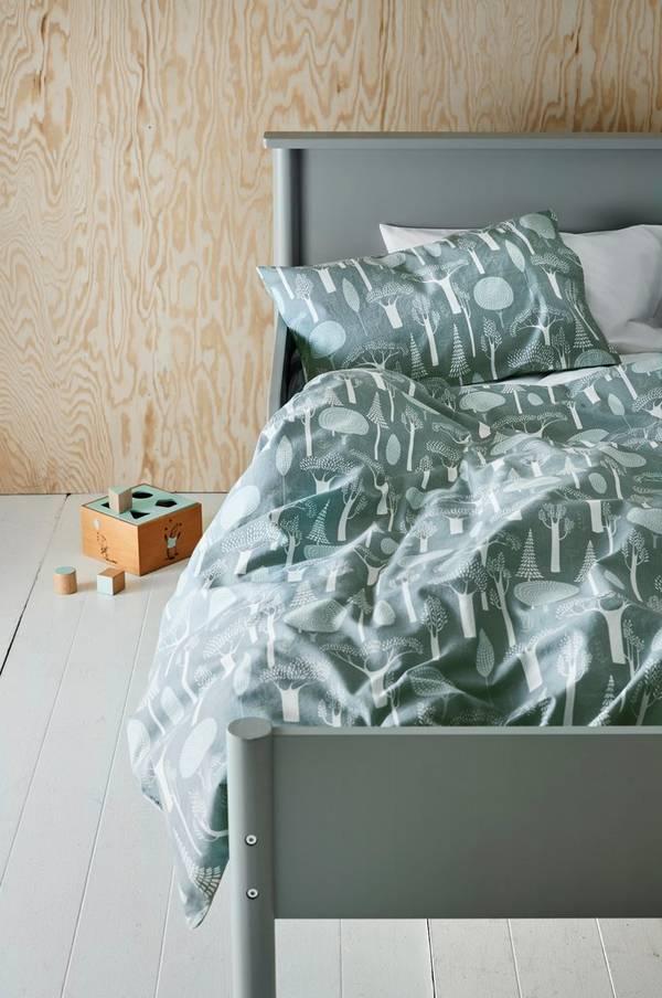 Bilde av ADELINE MINI sengesett junior 2 deler - økologisk - 30151