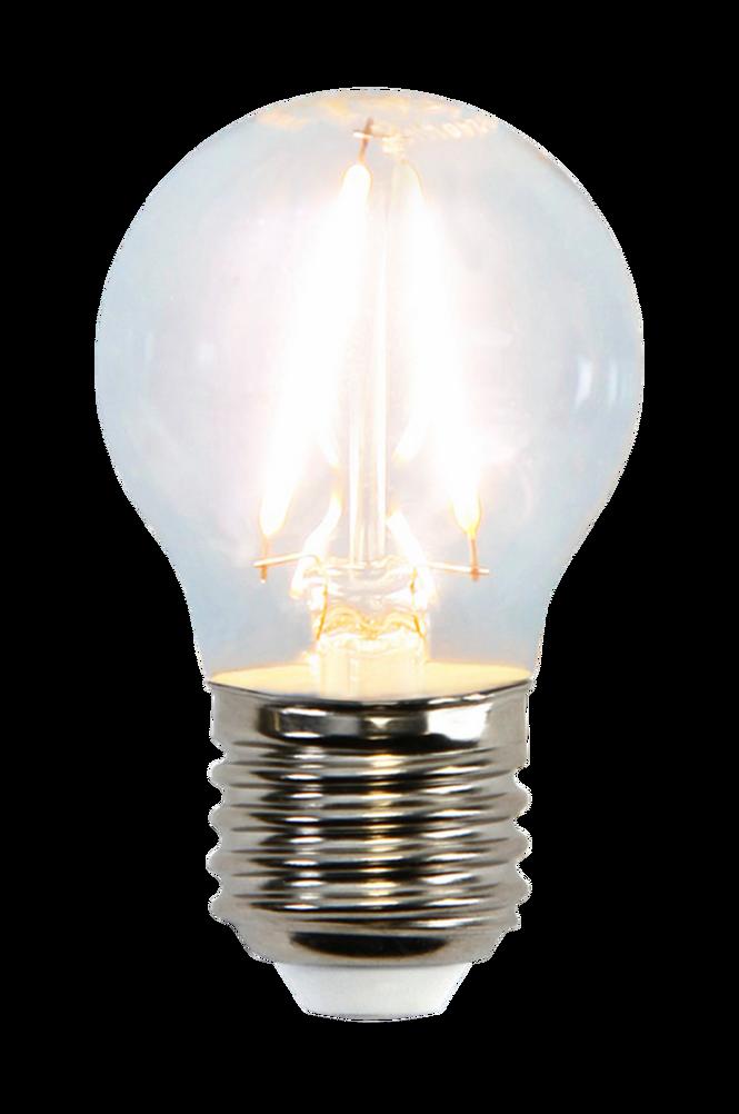 LED ljuskälla E27 G45