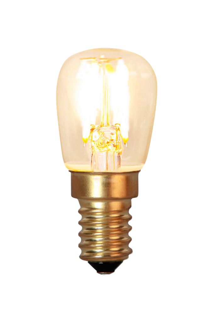 LED ljuskälla E14 ST26 soft glow dimmable