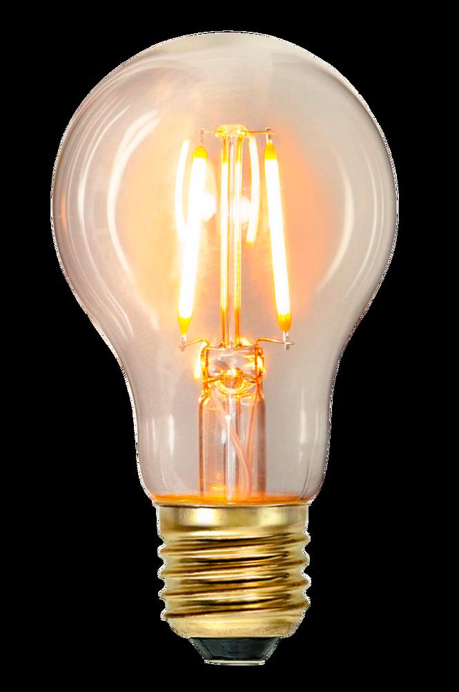 LED ljuskälla E27 A60 soft glow