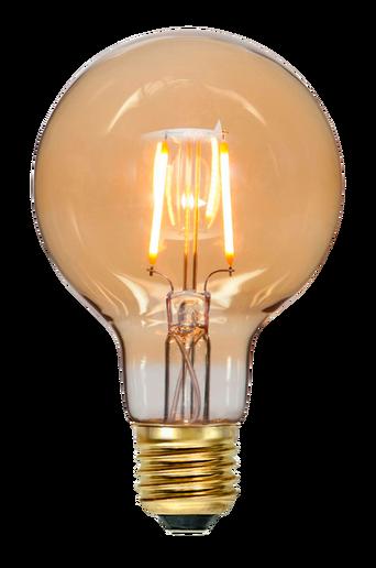 LED lamppu E27 G80 soft glow