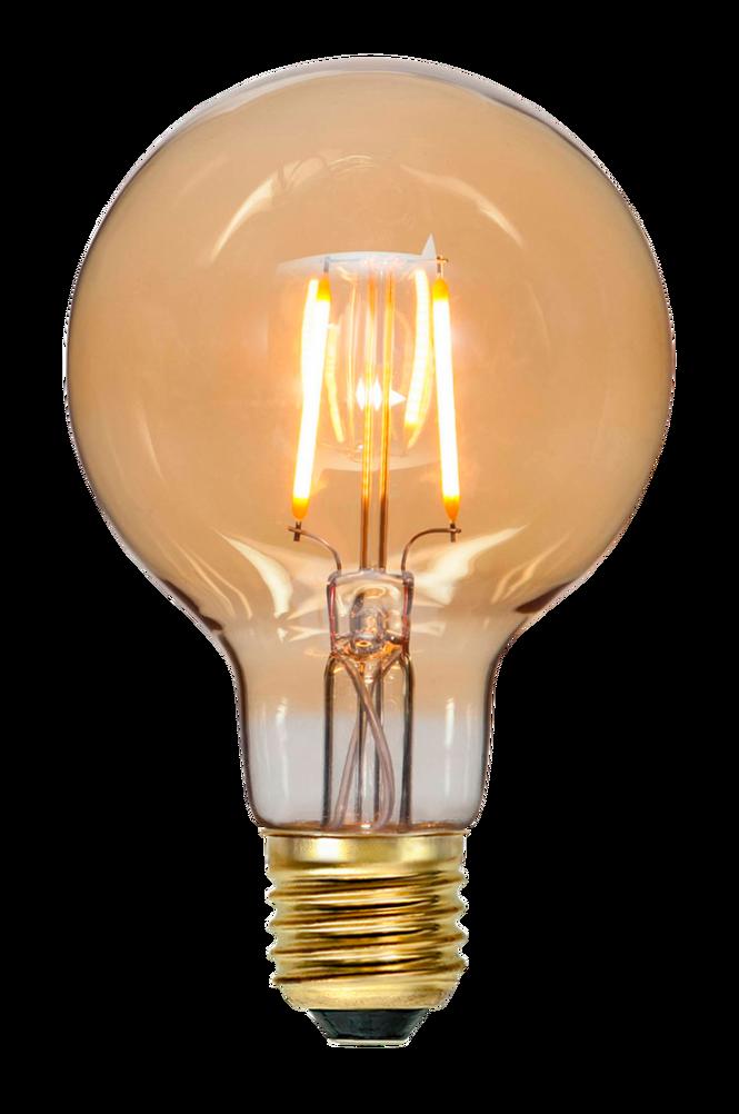 LED ljuskälla E27 G80 soft glow