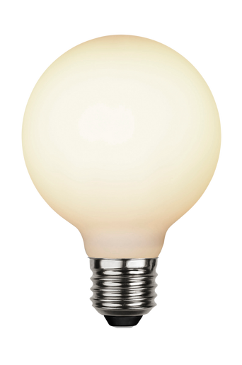 LED lamppu E27 G80 opaque double coating