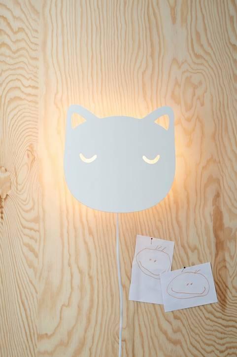 GATO vägglampa LED