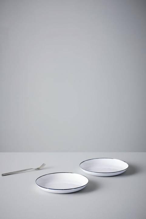 MADISON assiett 2-pack ø 20 cm