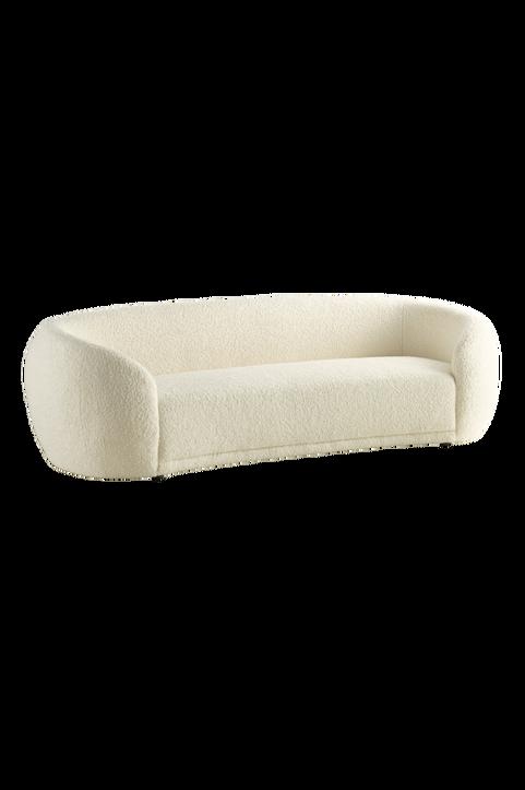AUSTIN TEDDY soffa 3-sits