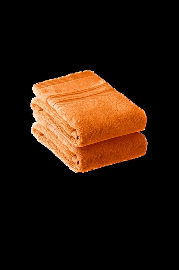 Bilde av BELO håndkle 2-pk - Oransje