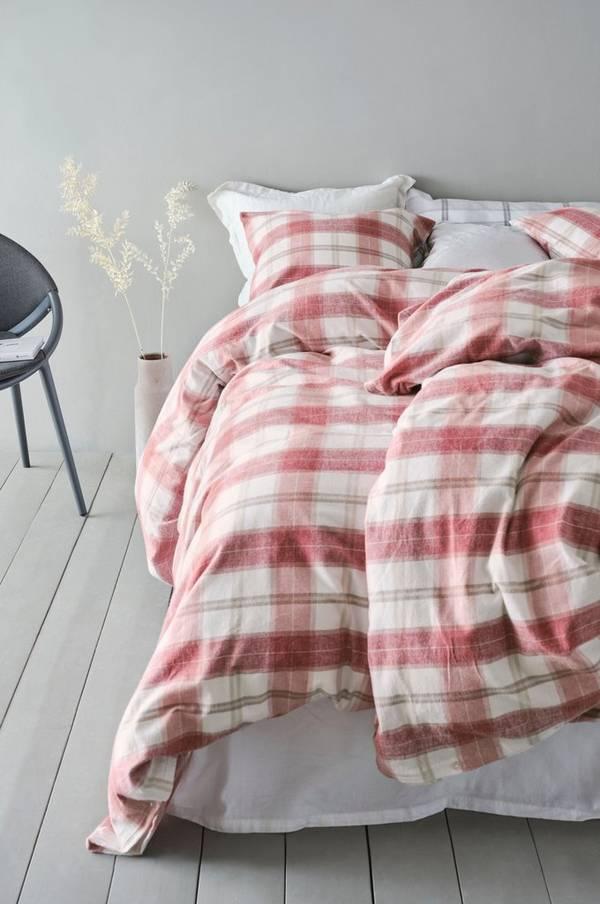 Bilde av BETTINA sengesett 2 deler - økologisk - 30151
