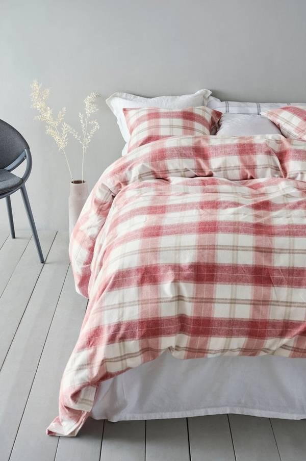 Bilde av BETTINA sengesett 3 deler - økologisk - 30151