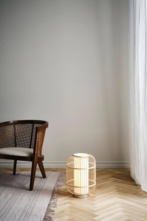 Bilde av ALBERTA gulv/bordlampe - 30151