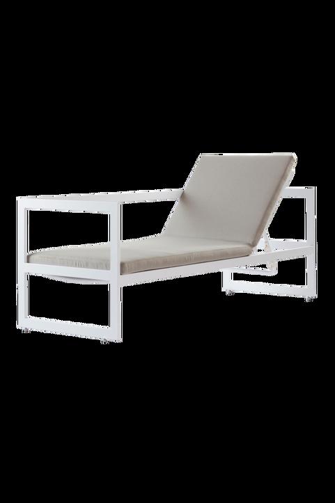 ALASSIO solsäng/soffa - rygg höger