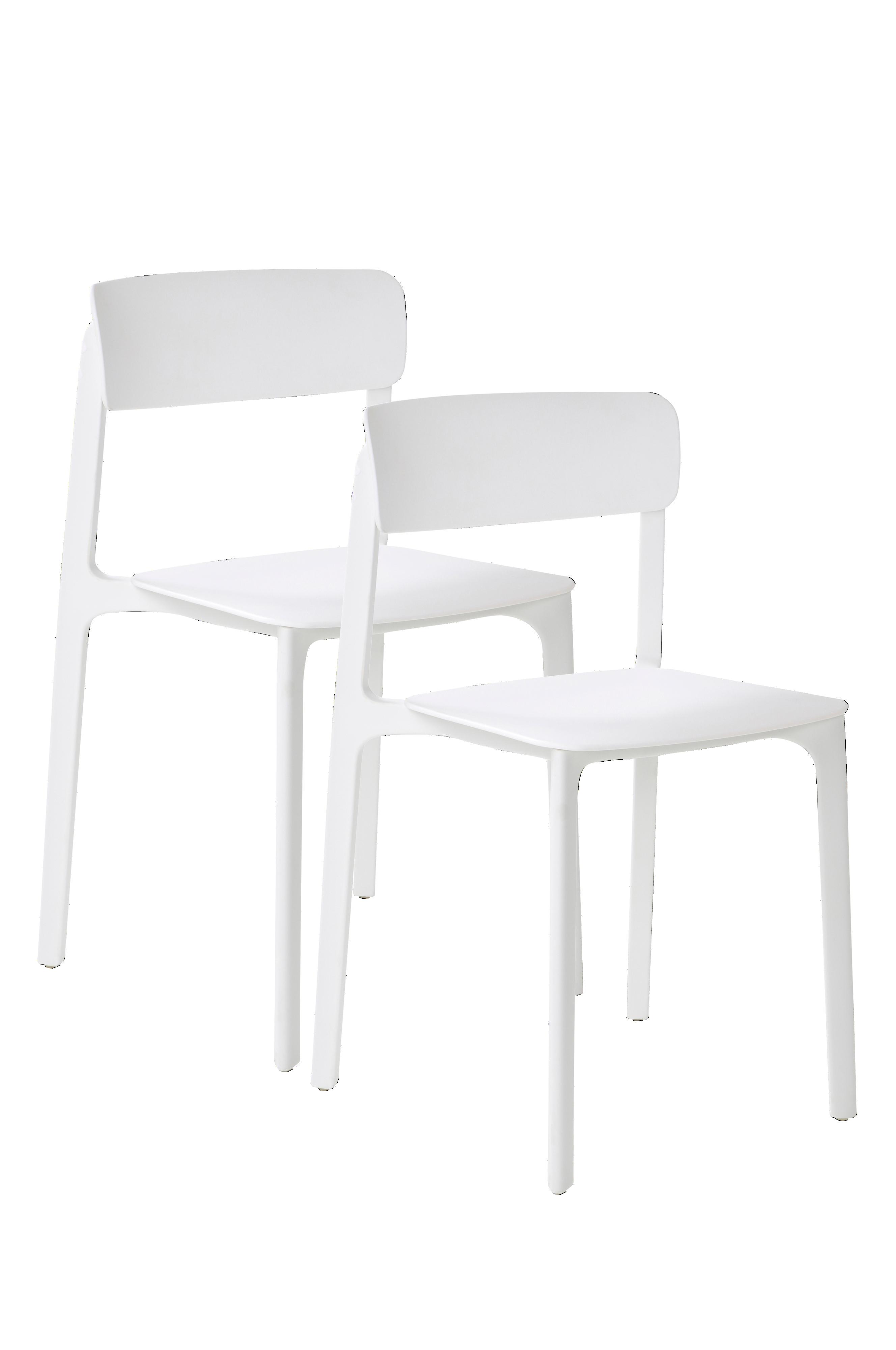 BRANTEVIK stol 2 pack
