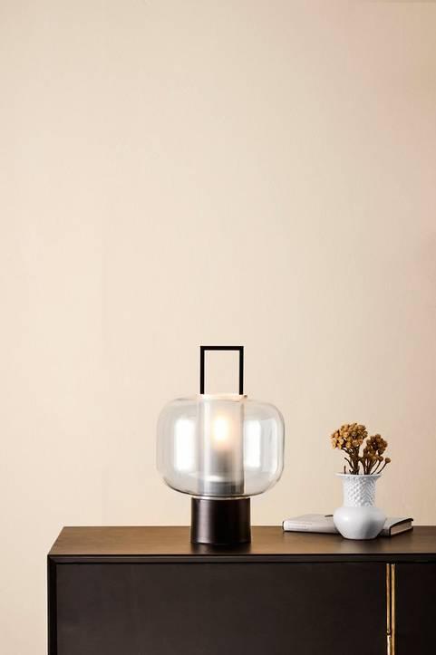 GLOSSET bordslampa