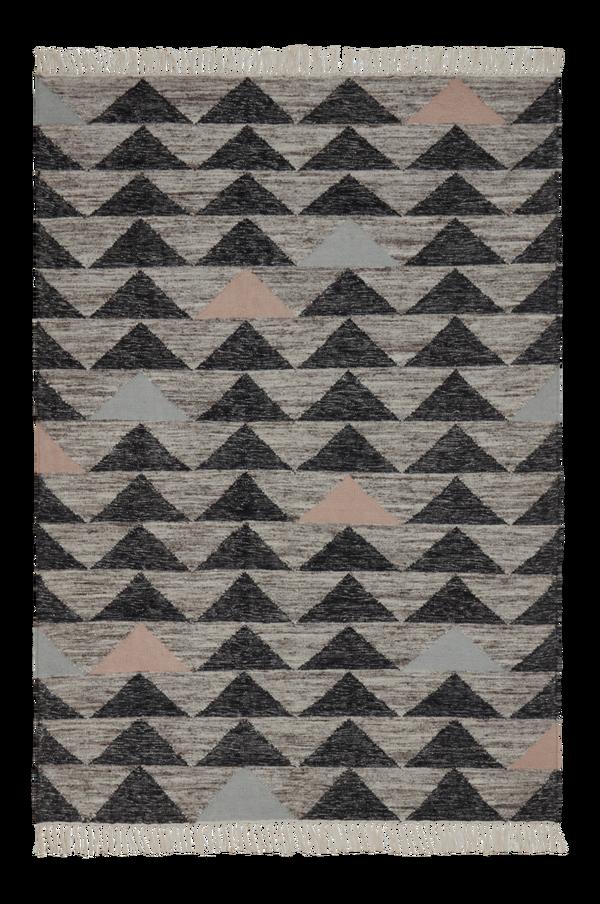 Bilde av ARRO ullteppe 160x230 cm - Multi