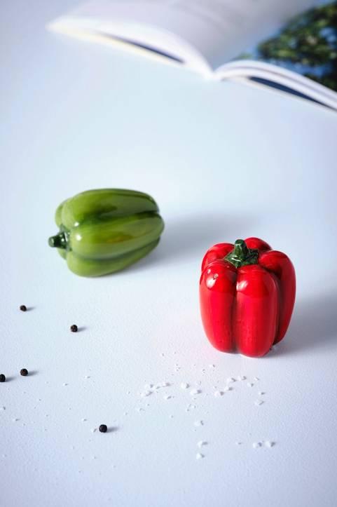 PAPRIKA salt- och pepparkar