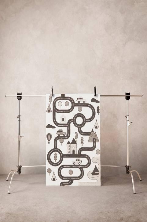 BROOKLYN bomullsmatta 100x150 cm